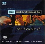 Jan Willem Oostenrijk - 'JWO Meets The Rhythms Of Raï'