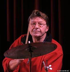 Pierre Courbois (foto: Cees van de Ven)