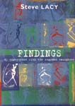 Omslag 'Findings'