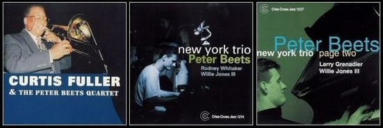 'Curtis Fuller & The Peter Beets Quartet' - 'New York Trio' - 'New York Trio - Page Two'