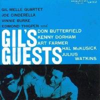 Gil Mellé Quartet - 'Gil's Guests'