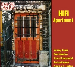 Advanced Warning - 'Hi-Fi Appartment'