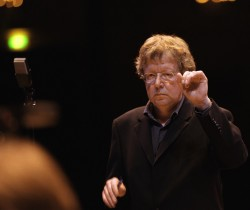 Henk Meutgeert (foto: website Jazz Orchestra of the Concertgebouw)