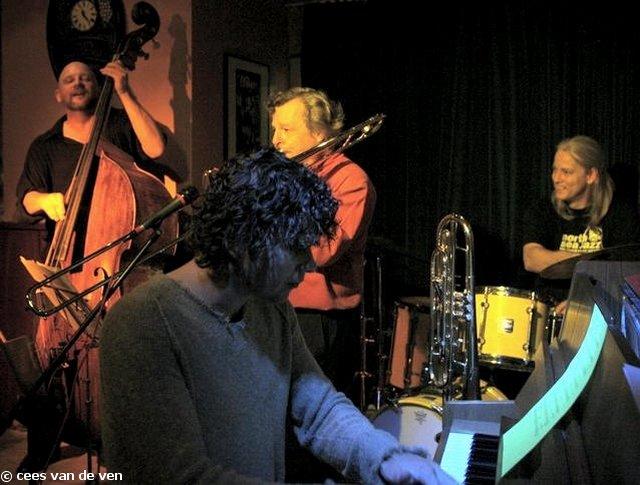 Bart van Lier Quartet (foto: Cees van de Ven)